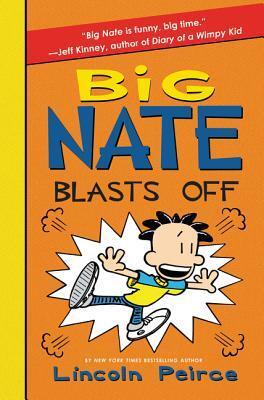 Afbeelding van Big Nate Blasts Off