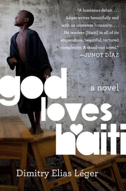 Afbeelding van God Loves Haiti