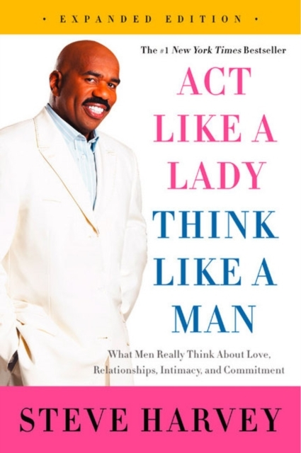 Afbeelding van Act Like a Lady, Think Like a Man