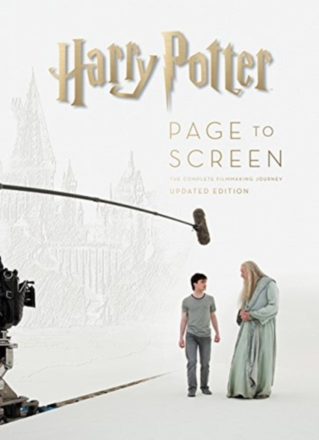 Harry Potter Page to Screen kopen