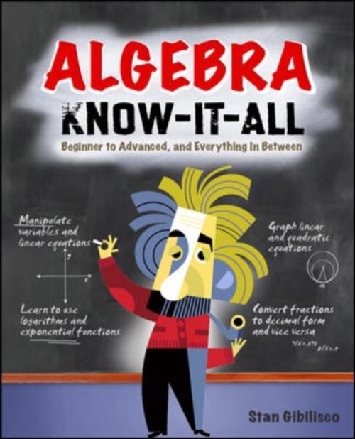 Afbeelding van Algebra Know-It-All
