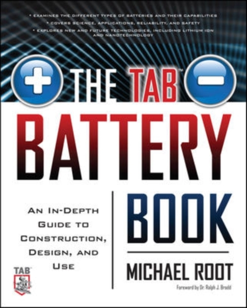 Afbeelding van The Tab Battery Book