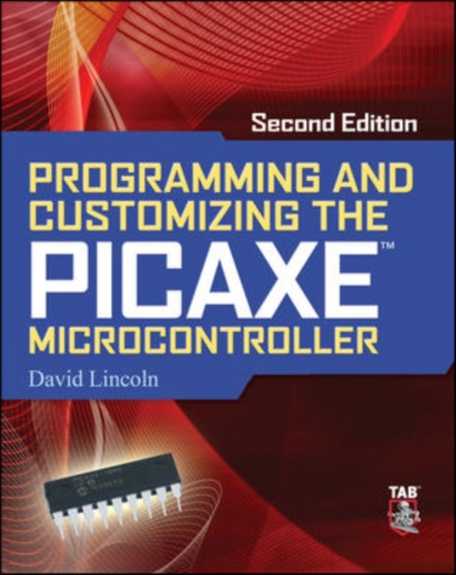 Afbeelding van Programming and Customizing the Picaxe Microcontroller