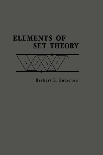 Afbeelding van Elements of Set Theory