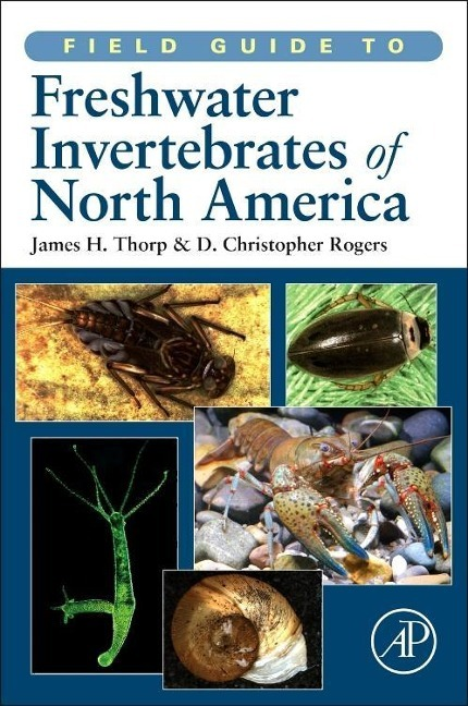 Afbeelding van Field Guide to Freshwater Invertebrates of North America