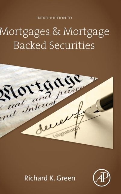 Afbeelding van Introduction to Mortgages & Mortgage Backed Securities