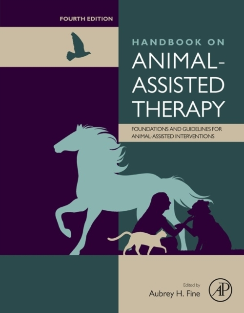 Afbeelding van Handbook on Animal-Assisted Therapy