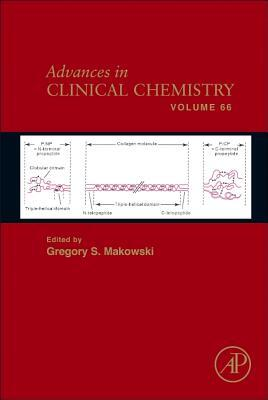Afbeelding van Advances in Clinical Chemistry