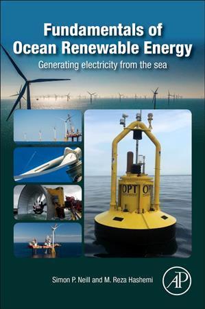 Afbeelding van Fundamentals of Ocean Renewable Energy