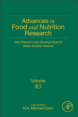 Afbeelding van New Research and Developments of Water-Soluble Vitamins
