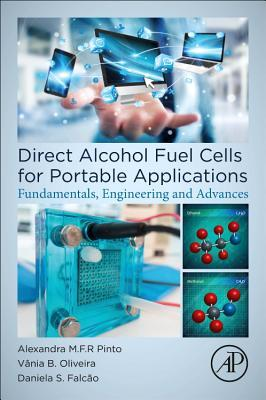 Afbeelding van Direct Alcohol Fuel Cells for Portable Applications