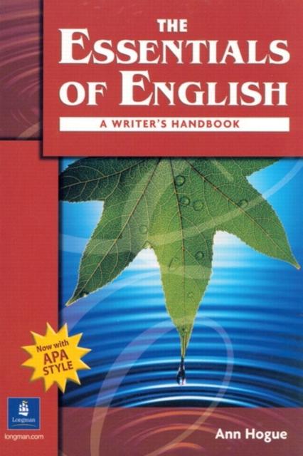 Afbeelding van The Essentials of English