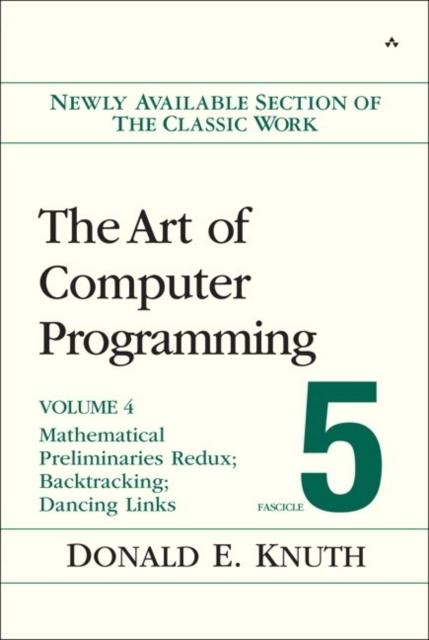 Afbeelding van Art of Computer Programming, Volume 4B, Fascicle 5