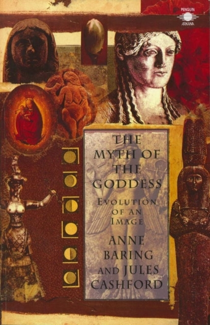 Afbeelding van The Myth of the Goddess