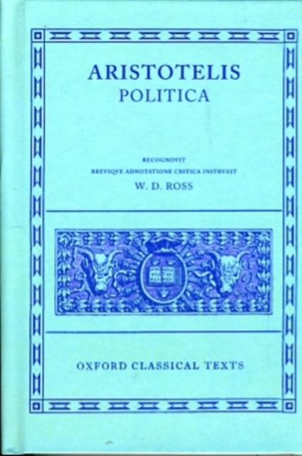 Aristotle Politica