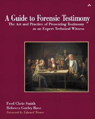 Afbeelding van A Guide to Forensic Testimony