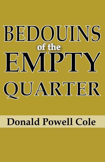 Afbeelding van Bedouins of the Empty Quarter