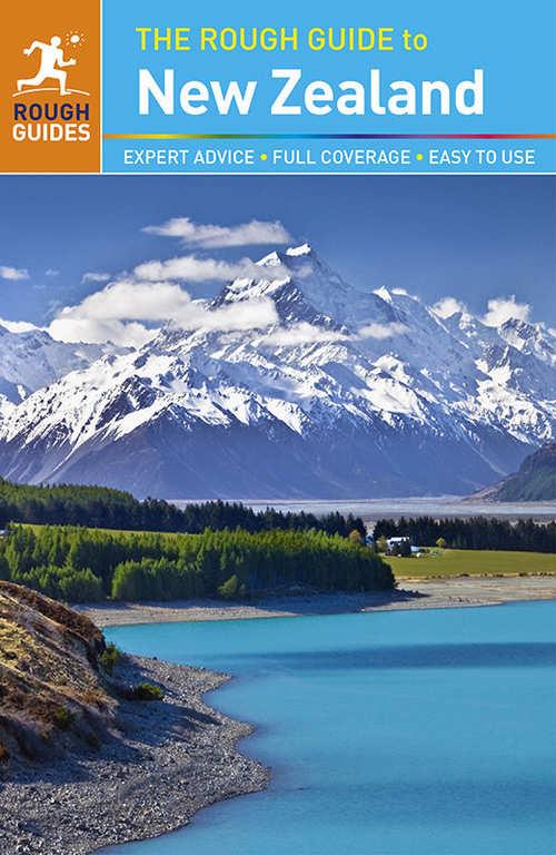 Afbeelding van The Rough Guide to New Zealand