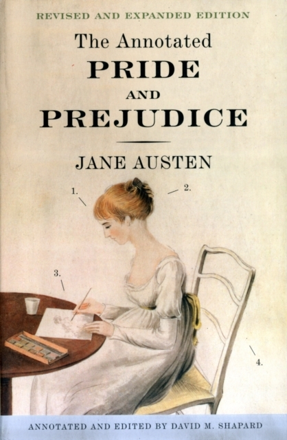 Afbeelding van The Annotated Pride and Prejudice
