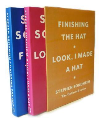 Afbeelding van Hat Box: The Collected Lyrics of Stephen Sondheim