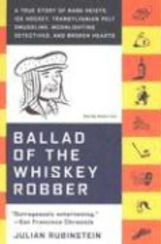 Afbeelding van Ballad of the Whiskey Robber