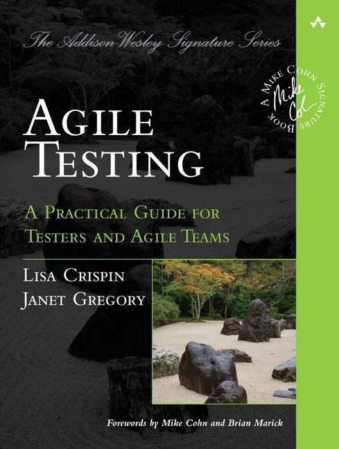 Afbeelding van Agile Testing