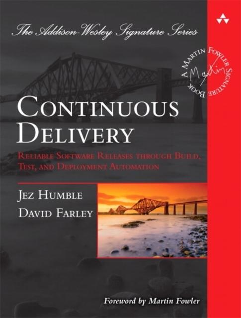 Afbeelding van Continuous Delivery