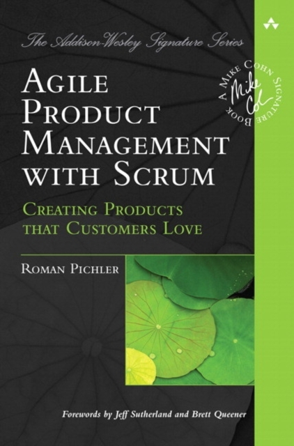 Afbeelding van Agile Product Management with Scrum
