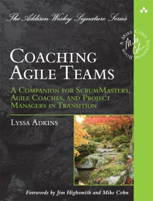 Afbeelding van Coaching Agile Teams