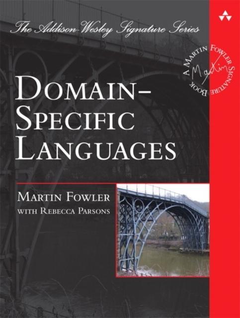 Afbeelding van Domain Specific Languages