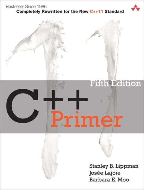 Afbeelding van C++ Primer