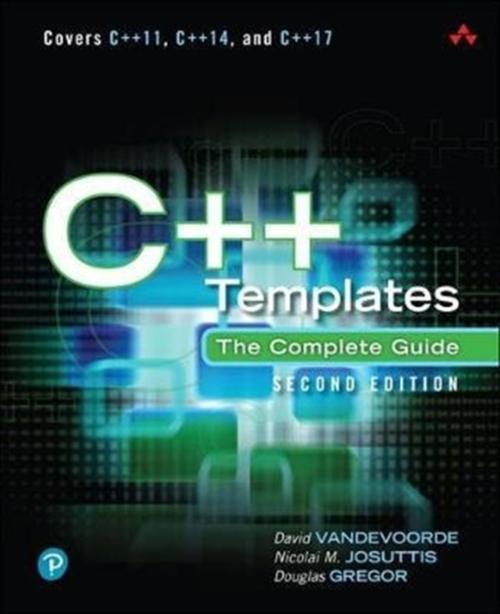 Afbeelding van C++ Templates