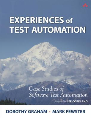 Afbeelding van Experiences of Test Automation