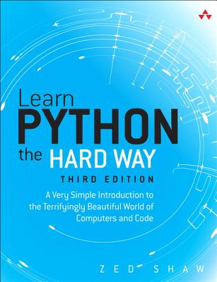 Afbeelding van Learn Python the Hard Way