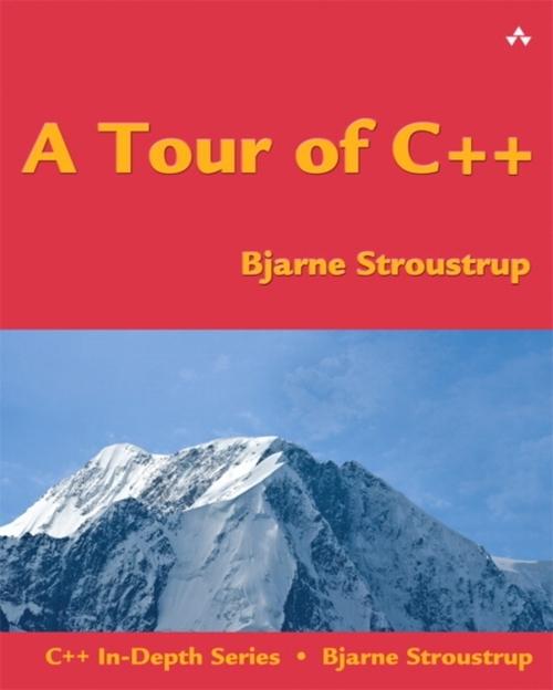 Afbeelding van A Tour of C++