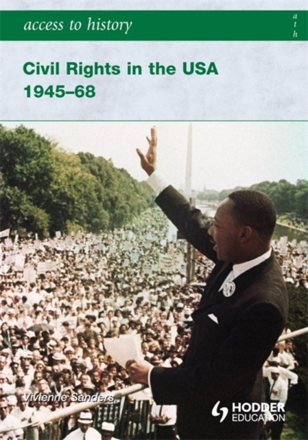 Afbeelding van Civil Rights in the USA 1945-68