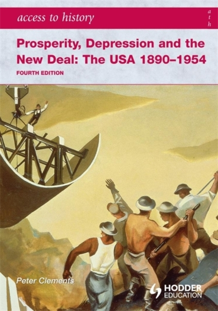 Afbeelding van Prosperity, Depression and the New Deal