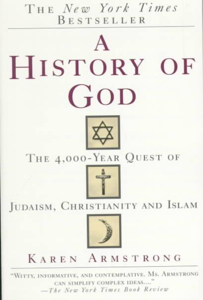 Afbeelding van A History of God