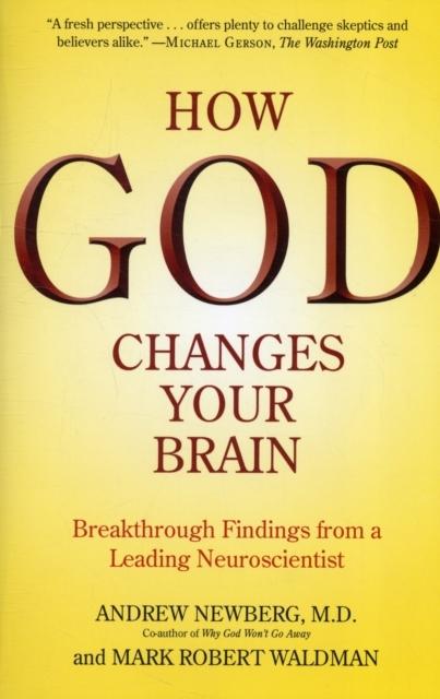 Afbeelding van How God Changes Your Brain