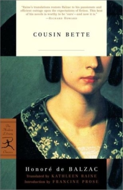 Mod Lib Cousin Bette - Honore de Balzac