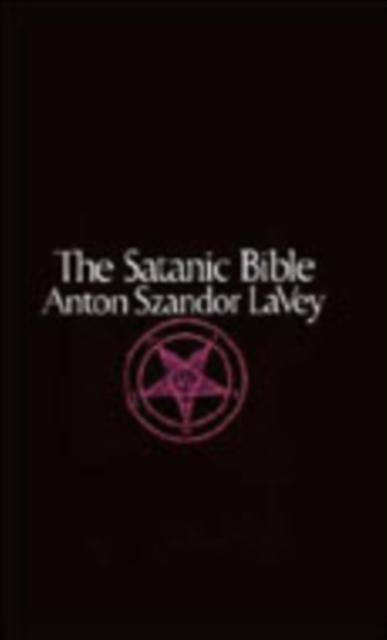 Afbeelding van Satanic Bible