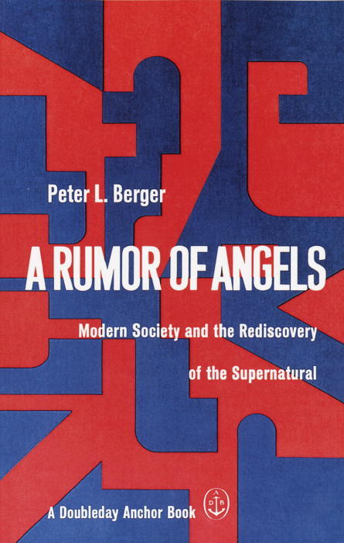 Afbeelding van A Rumor of Angels