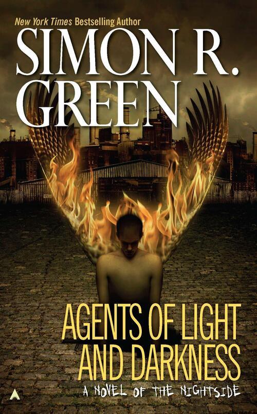Afbeelding van Agents of Light and Darkness