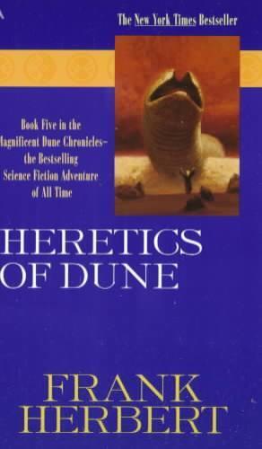 Afbeelding van Heretics of Dune