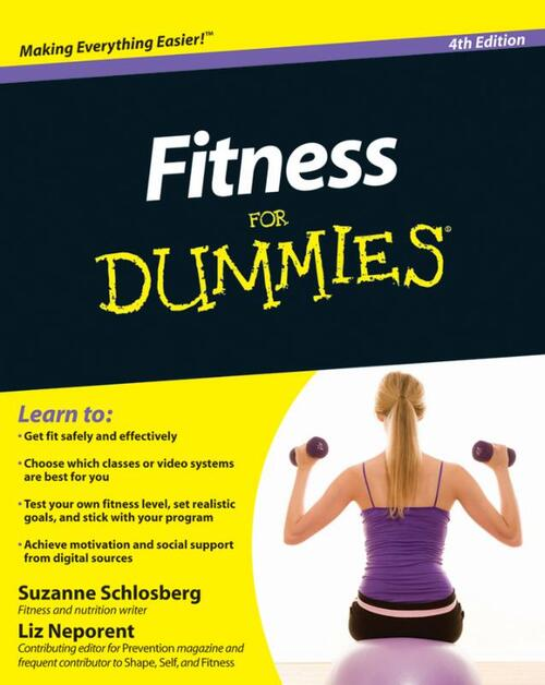 Fitness For Dummies - Liz Neporent, Suzanne Schlosberg