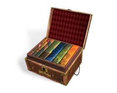 Afbeelding van Harry Potter: Boxed Set