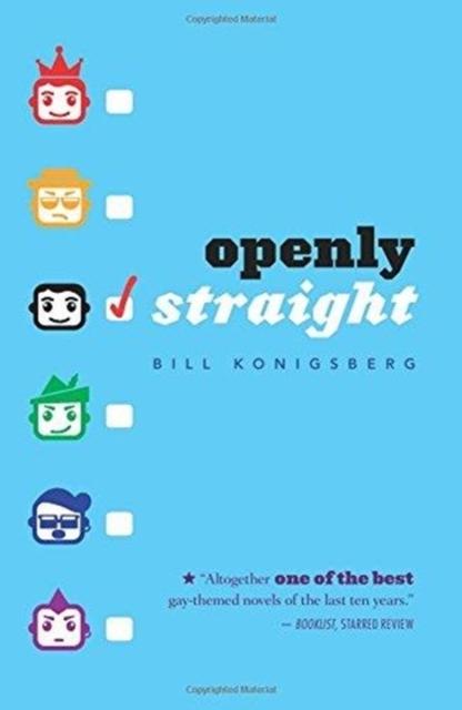 Afbeelding van Openly Straight