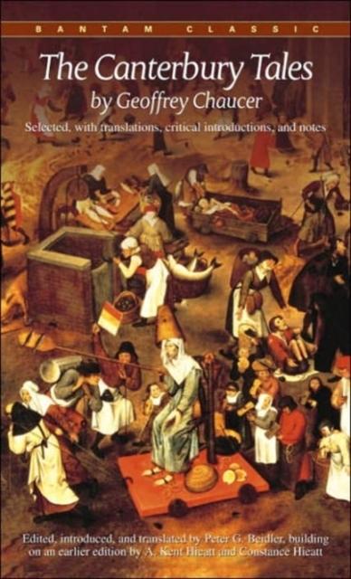 Afbeelding van The Canterbury Tales