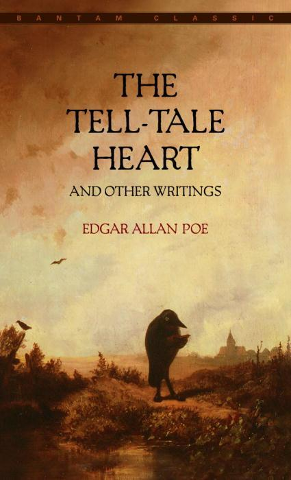 Afbeelding van The Tell-Tale Heart and Other Writings