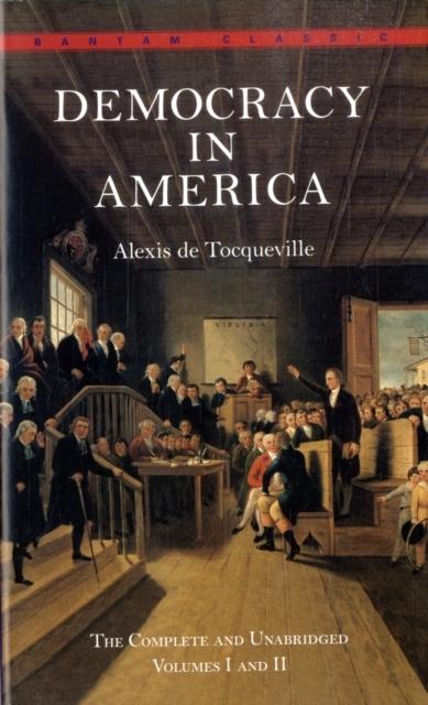 Afbeelding van Democracy in America